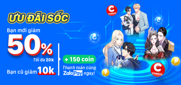 Zalo pay 50% off, discount 10,000VND